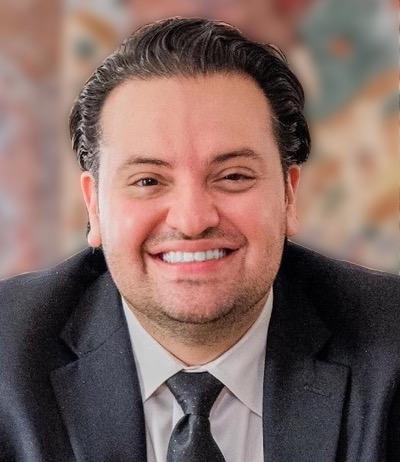 Aras Eftekhari, Senior Director, DMS